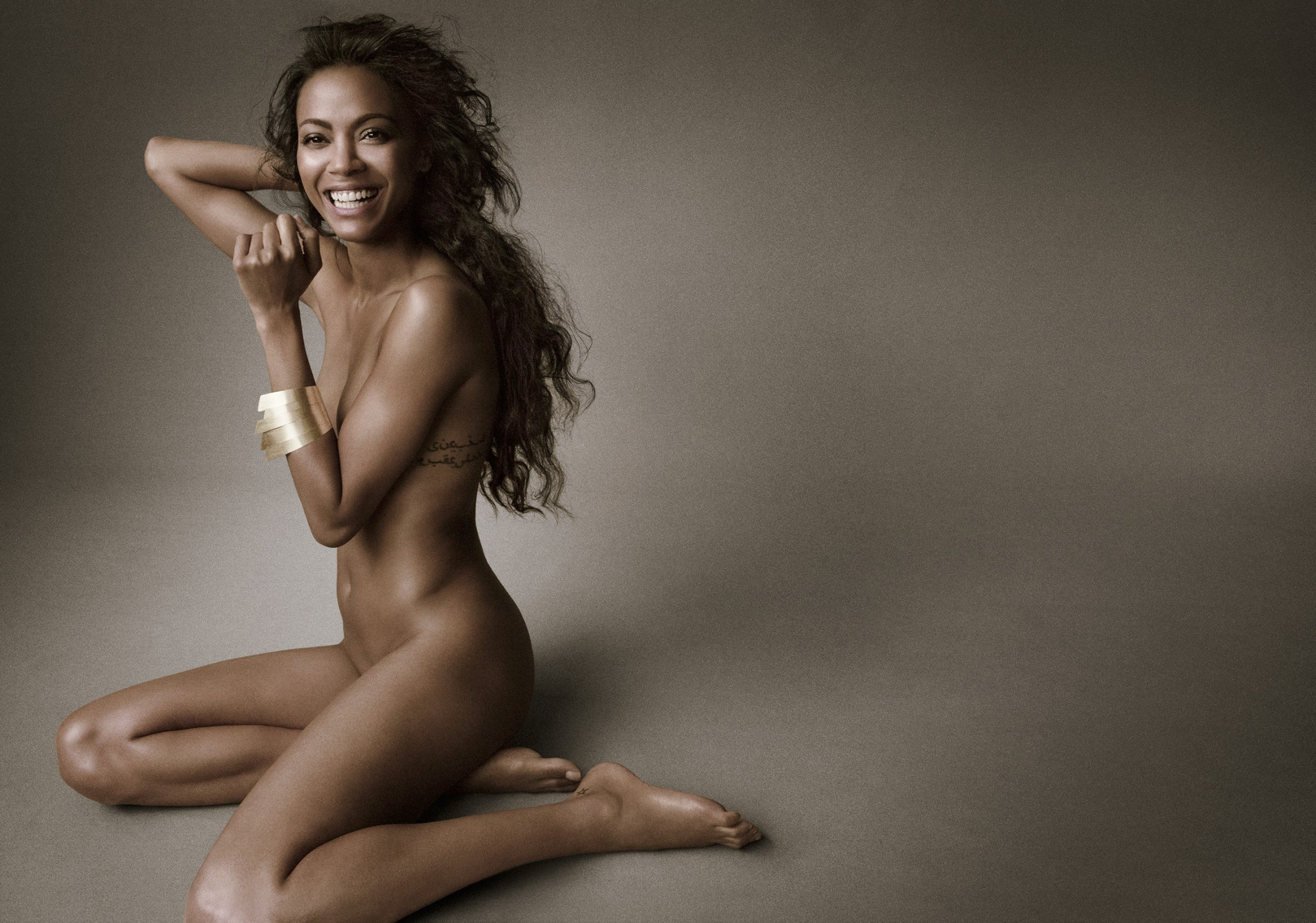 Consider, that Zoe saldana nude magazine words... fantasy