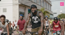 Nike Basketball   LeBron James   Training Day   YouTube